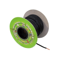 SOMMER CABLE DMX Kabel 2x0,34 100m sw BINARY FRNC