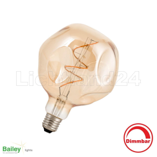 BIG FAMILY - E27 - LED Lampe Big Baby - 3W - 2200K Gold...
