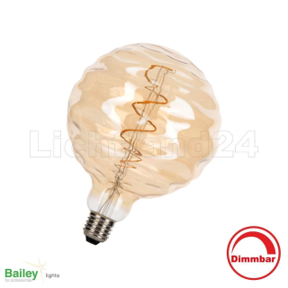 BIG FAMILY - E27 - LED Lampe Big Joey - 3W - 2200K Gold...